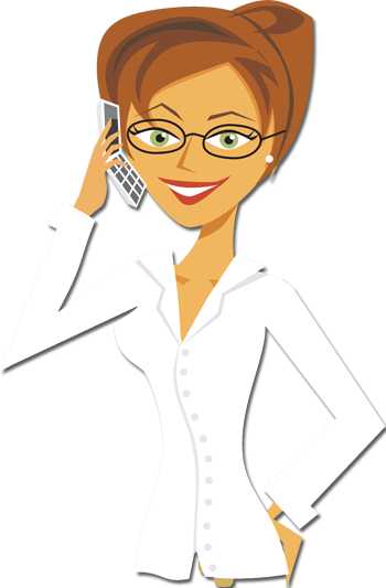 woman-on-phone-350x533